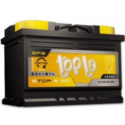 TOPLA EFB STOP&GO 70 R+