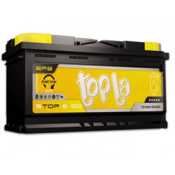 TOPLA EFB STOP&GO 80 R+